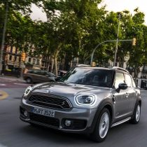 Фотография экоавто Mini Cooper S E Countryman All4 - фото 8