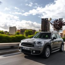 Фотография экоавто Mini Cooper S E Countryman All4 - фото 6