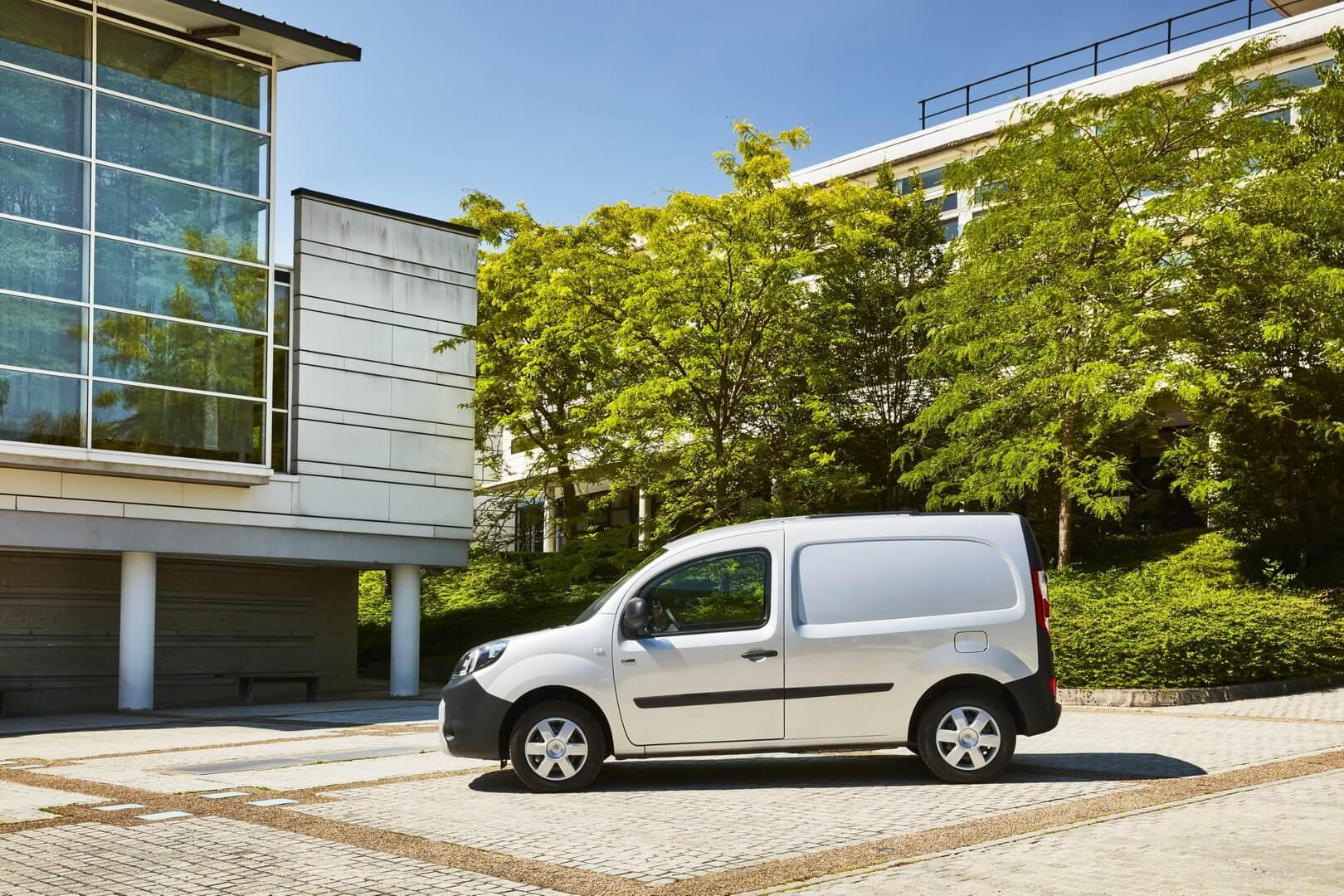 Фотография экоавто Renault Kangoo Z.E. 2017 - фото 15