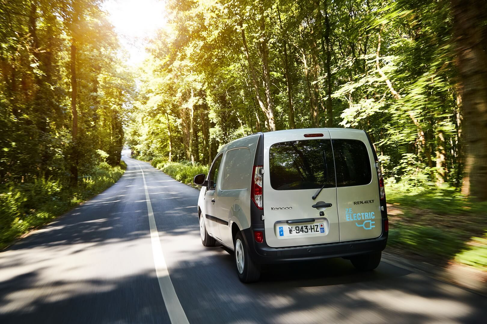Фотография экоавто Renault Kangoo Z.E. 2017 - фото 14
