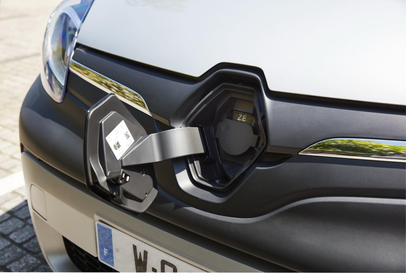 Фотография экоавто Renault Kangoo Z.E. 2017 - фото 29