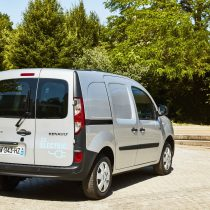 Фотография экоавто Renault Kangoo Z.E. 2017 - фото 6