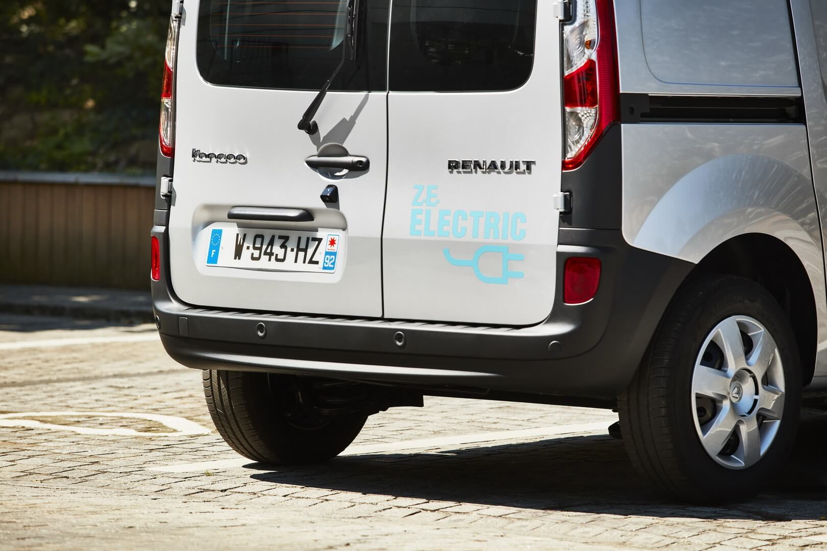 Фотография экоавто Renault Kangoo Z.E. 2017 - фото 25