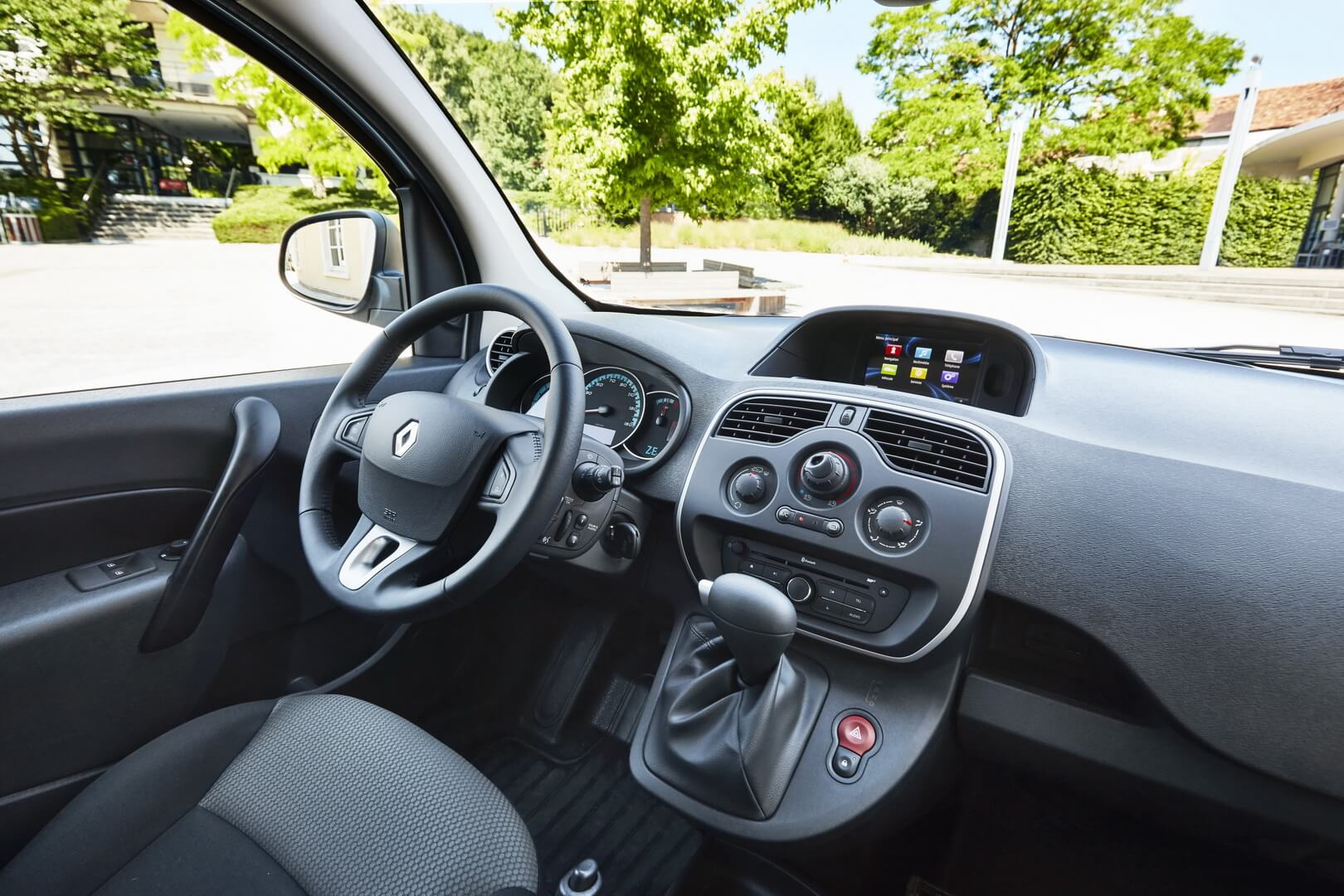 Фотография экоавто Renault Kangoo Z.E. 2017 - фото 39