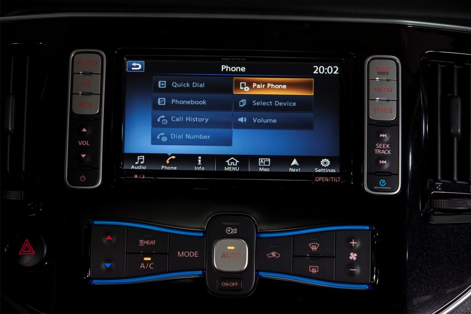 Фотография экоавто Nissan e-NV200 (40 кВт•ч) - фото 21