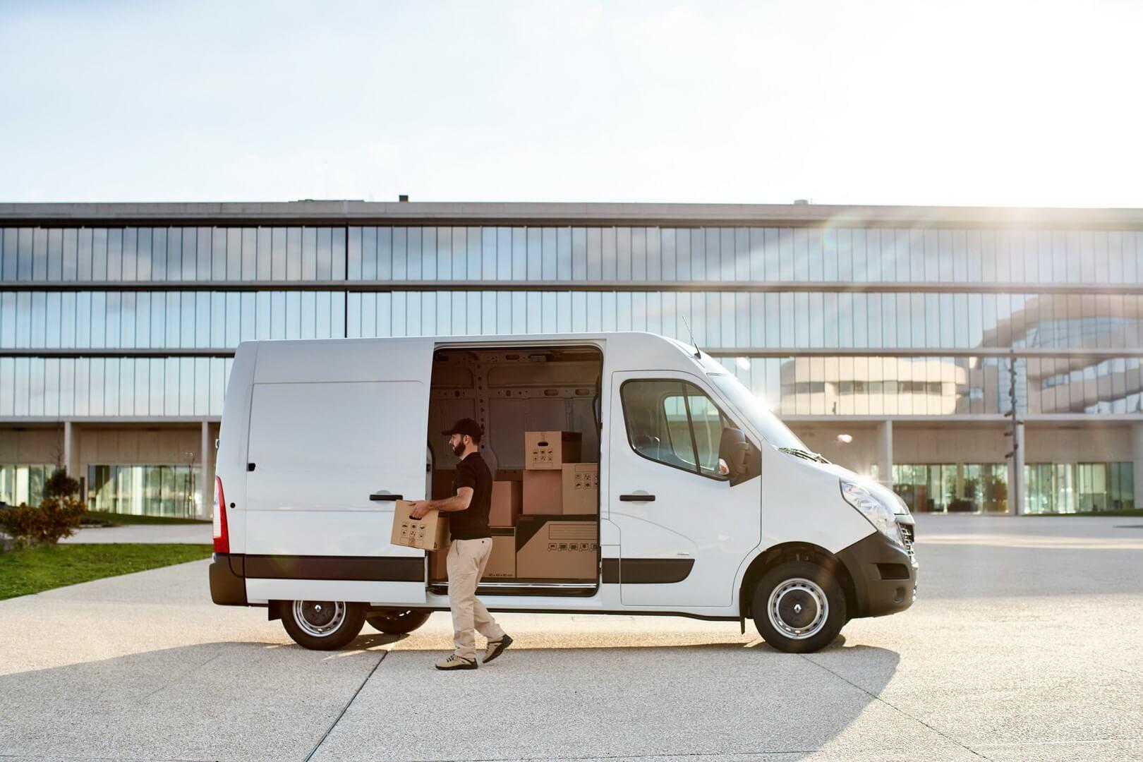 Фотография экоавто Renault Master Z.E. - фото 9