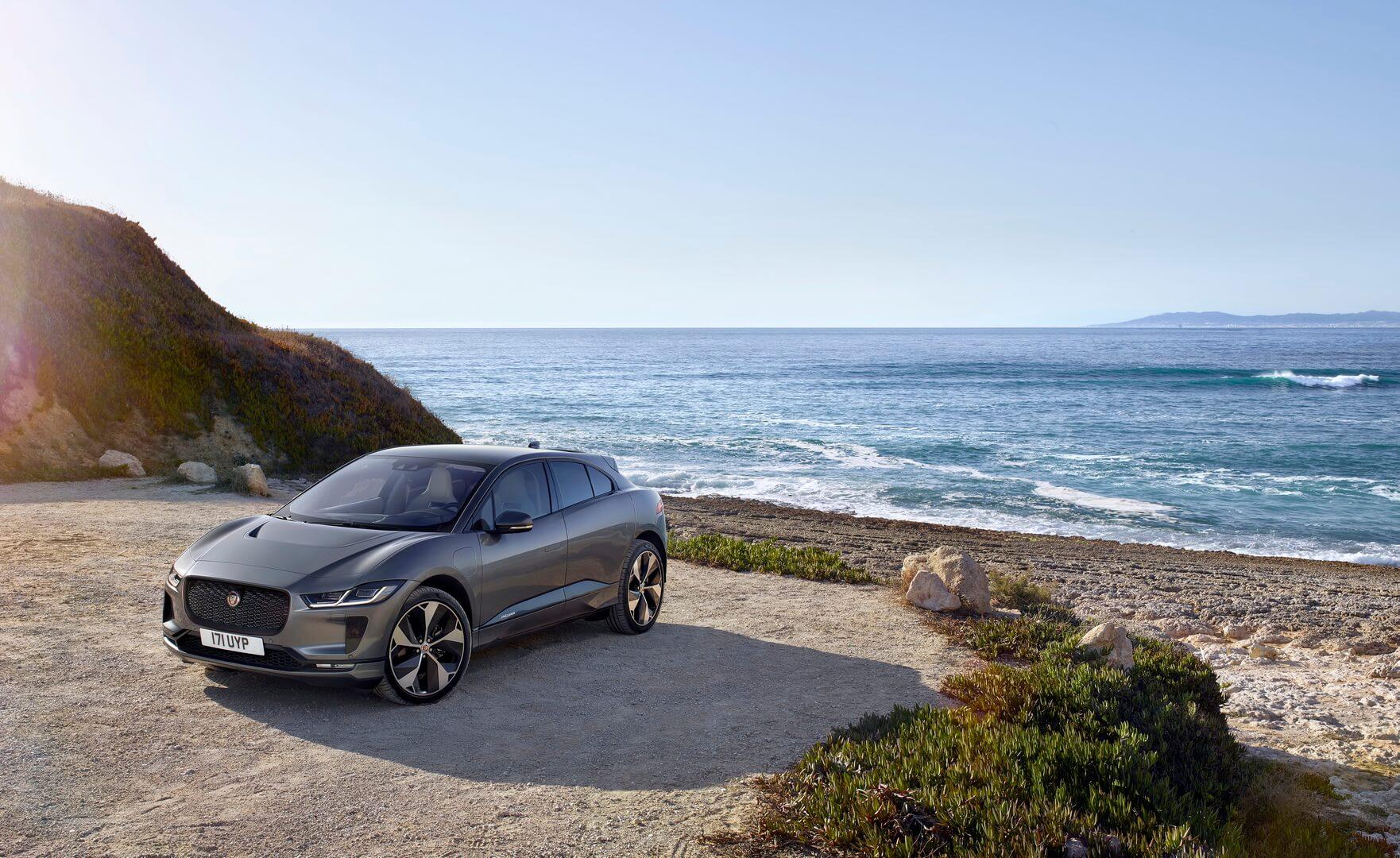 Фотография экоавто Jaguar I-Pace - фото 30