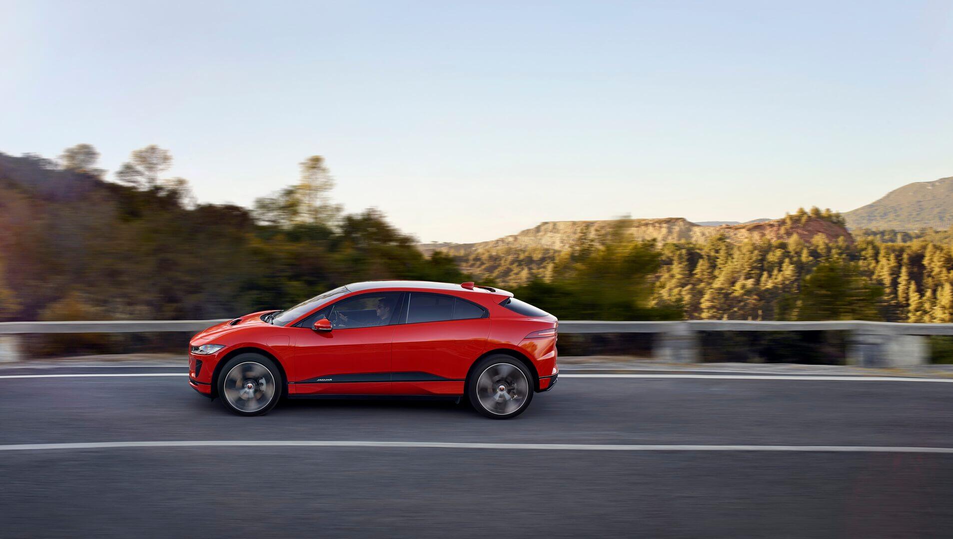 Фотография экоавто Jaguar I-Pace - фото 15