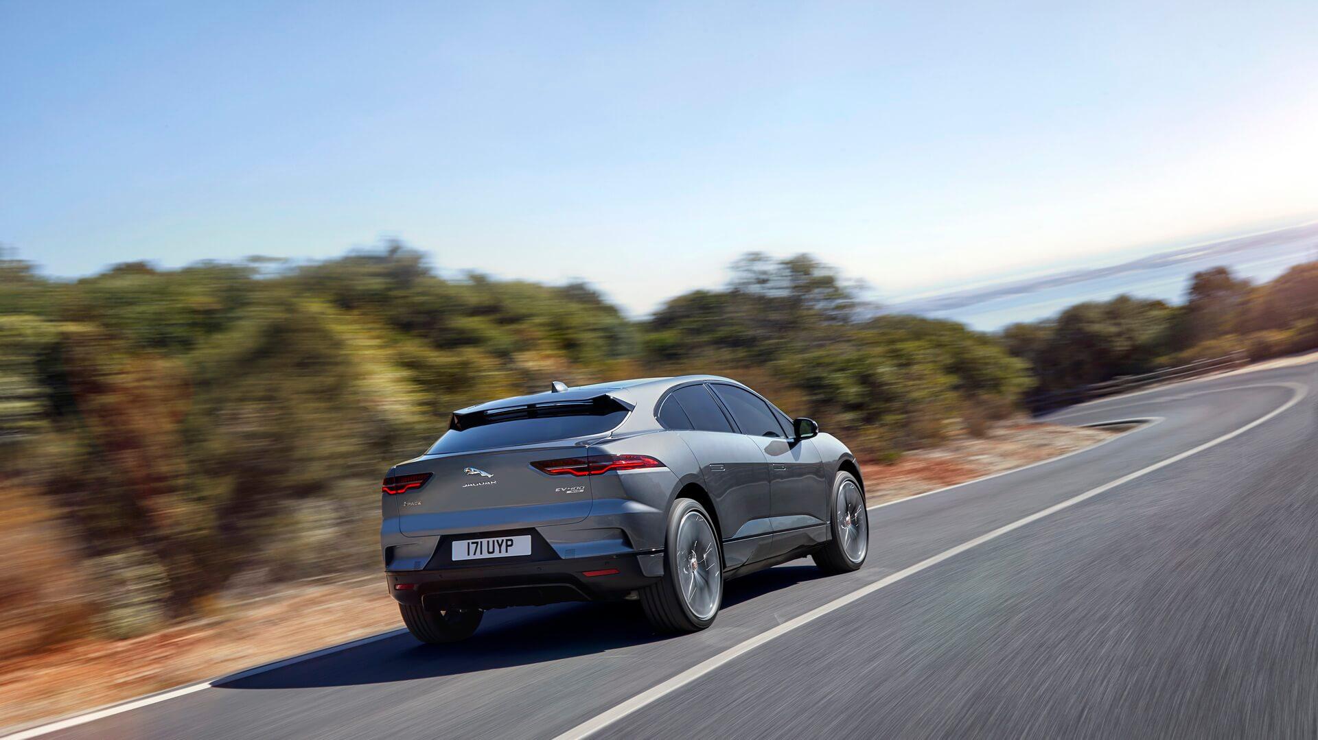 Фотография экоавто Jaguar I-Pace - фото 8