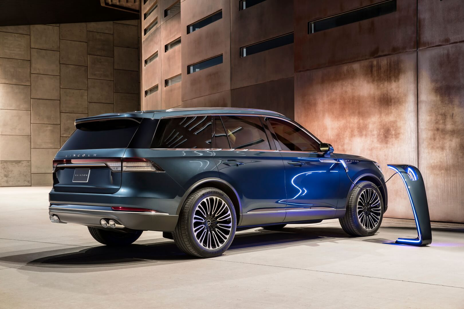 Lincoln Aviator Grand Touring (PHEV)