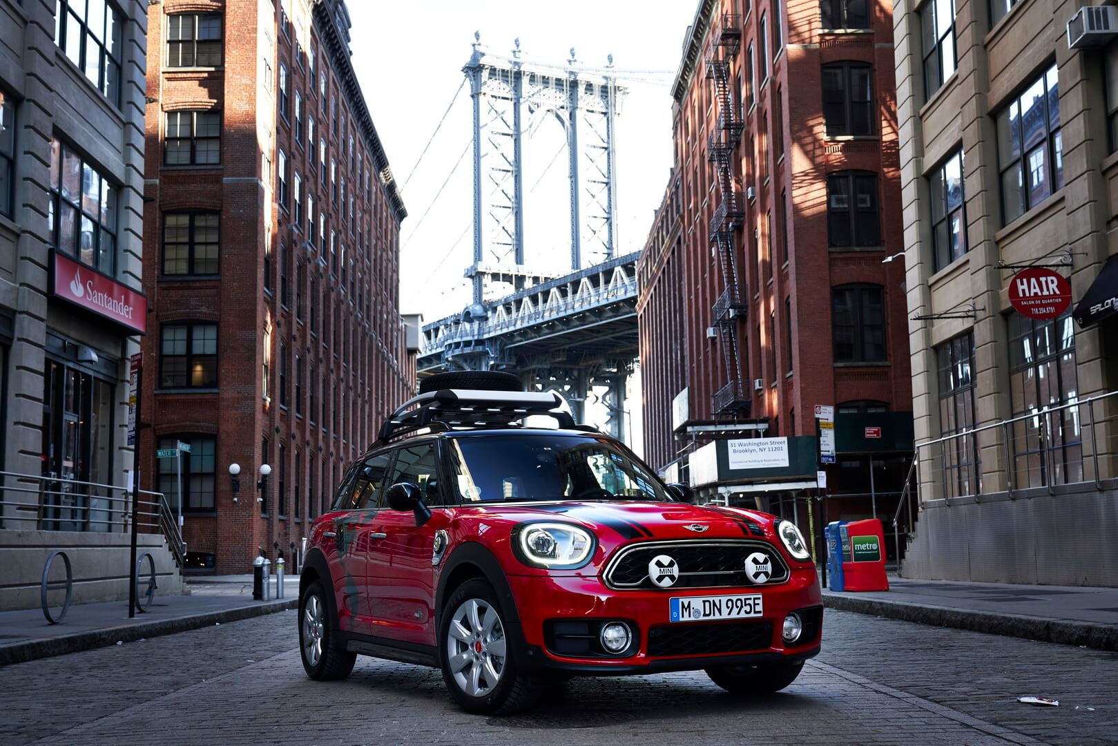 Plug-In Mini Cooper SE Countryman ALL4