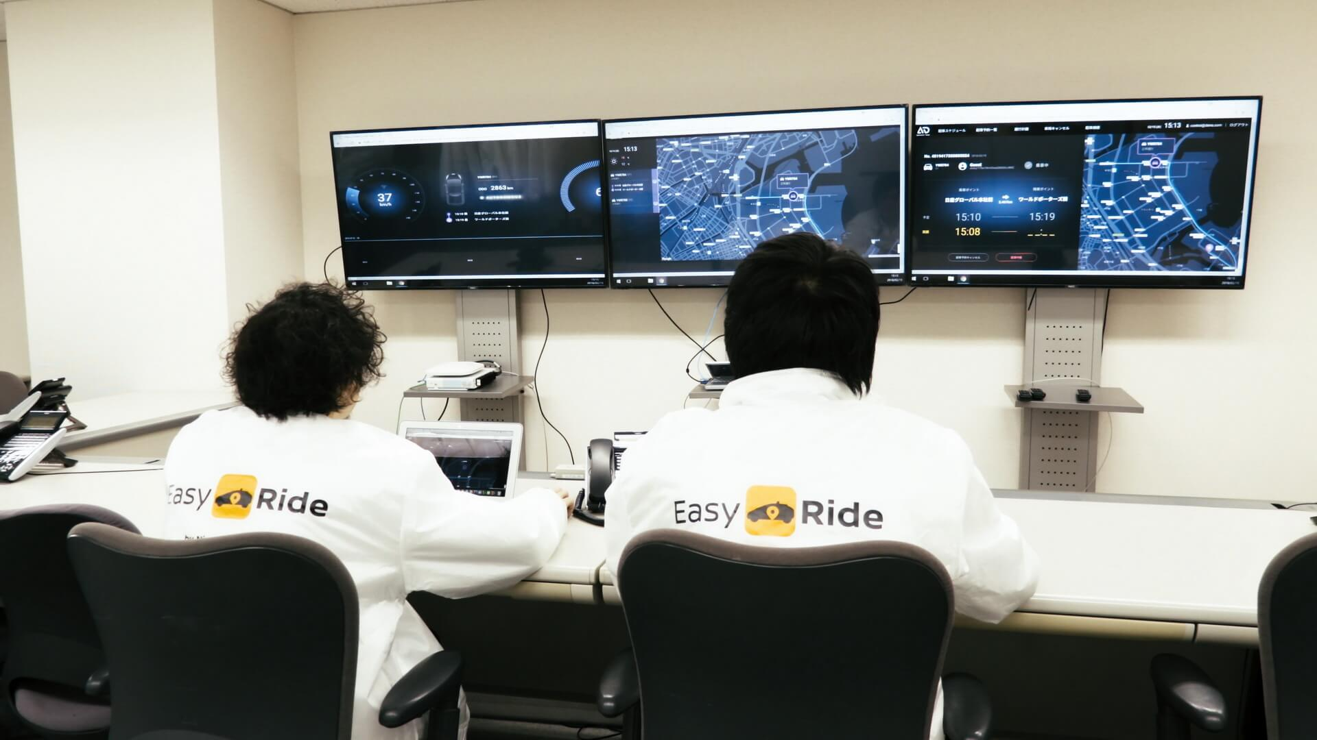 Удаленный центр мониторинга Easy Ride