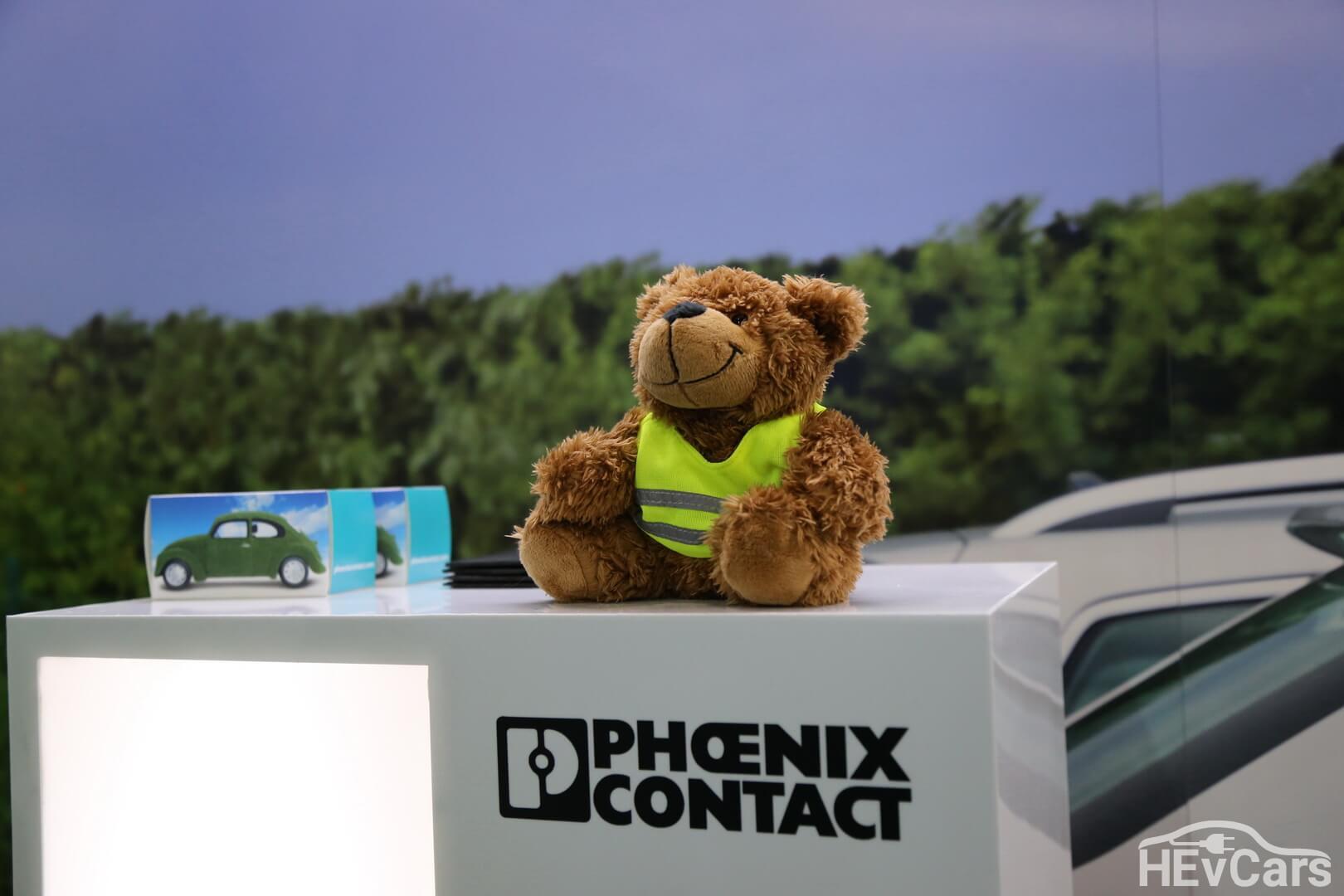 Оборудование для зарядных станций Phoenix Contact