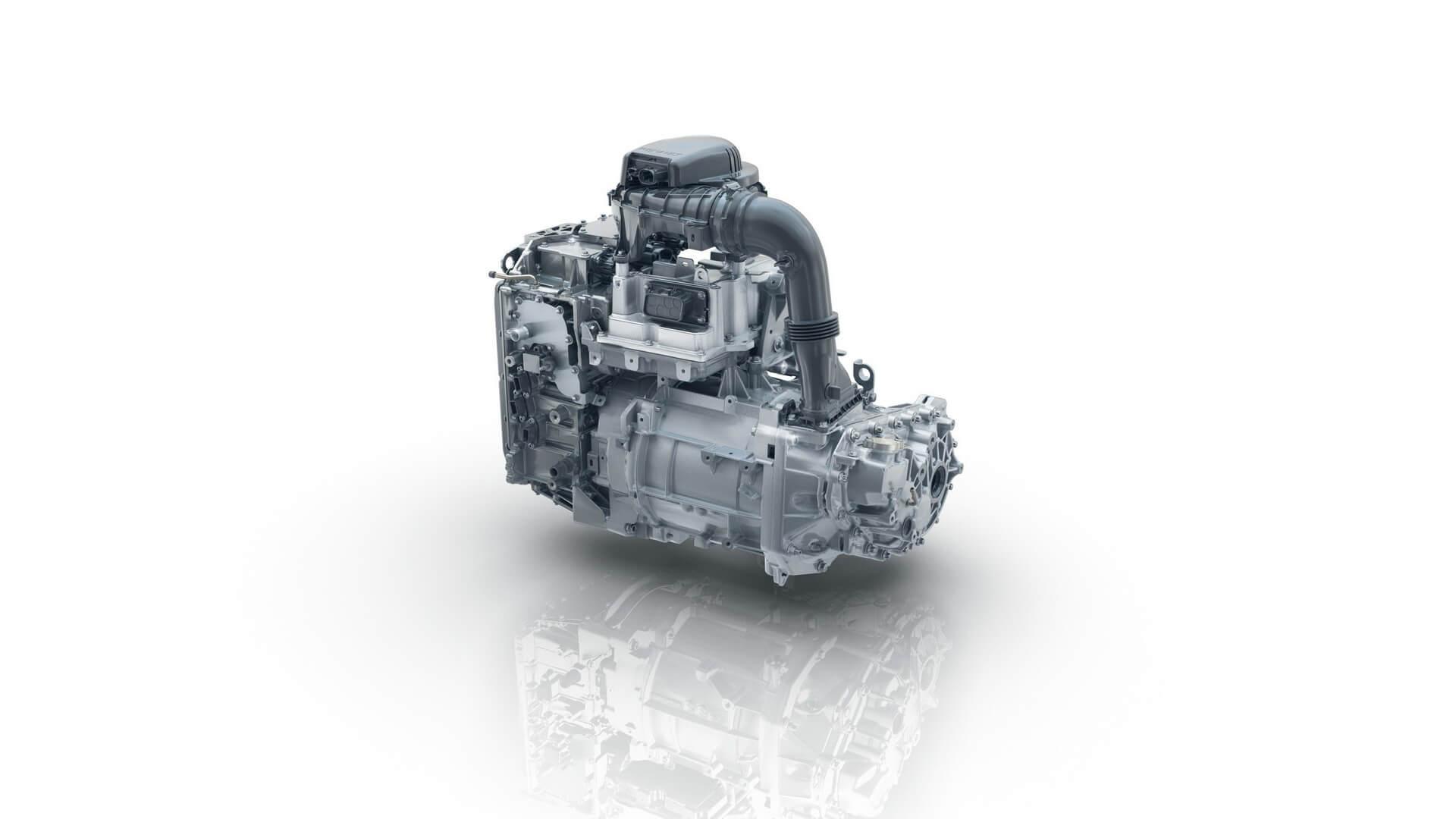Новый двигатель Renault Zoe R110 2018
