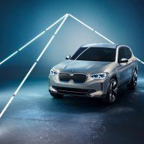 Фотография экоавто BMW iX3 - фото 2