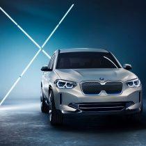 Фотография экоавто BMW iX3
