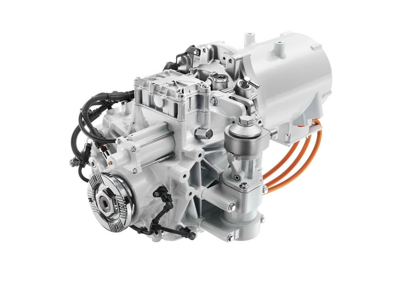 Электрический двигатель Volvo FL Electric