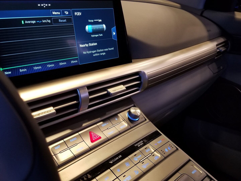 Фотография экоавто Hyundai Nexo - фото 34