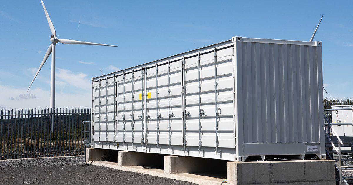 500 аккумуляторов BMW i3 стали частью национальной энергосети Великобритании