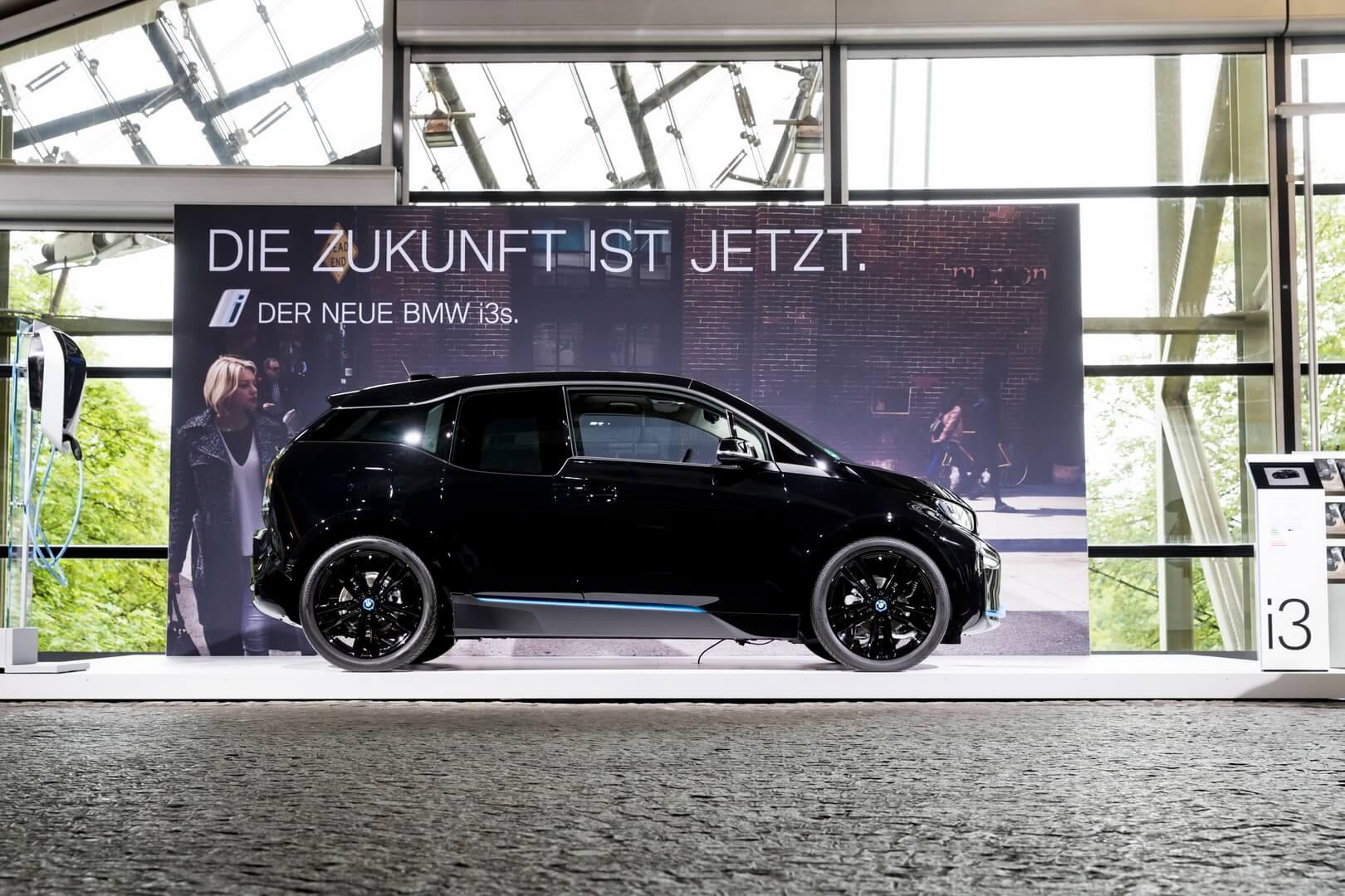Первый массовый электромобиль компании BMW i3