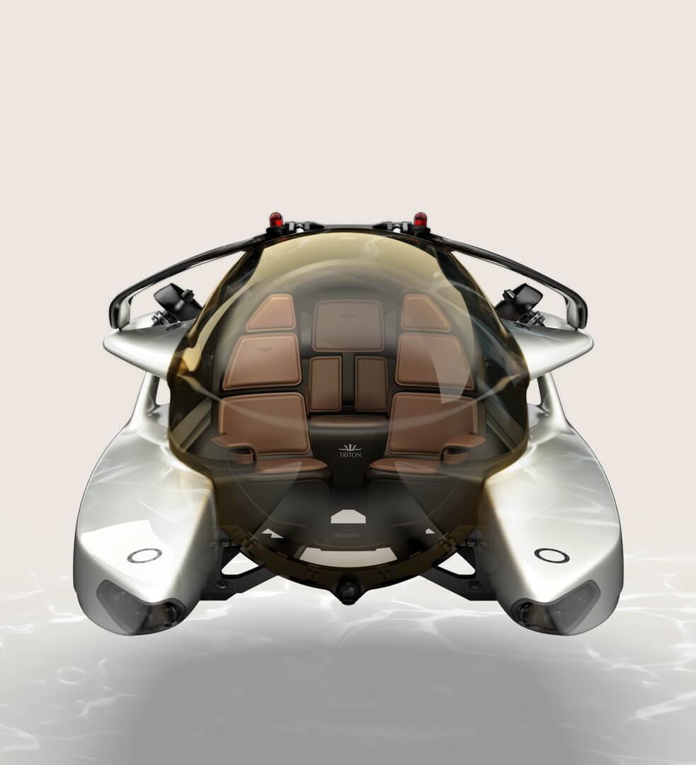Подводная субмарина Project Neptune