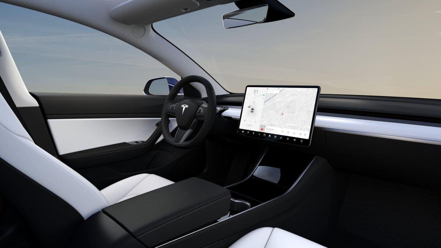 Фотография экоавто Tesla Model 3 Mid Range - фото 14