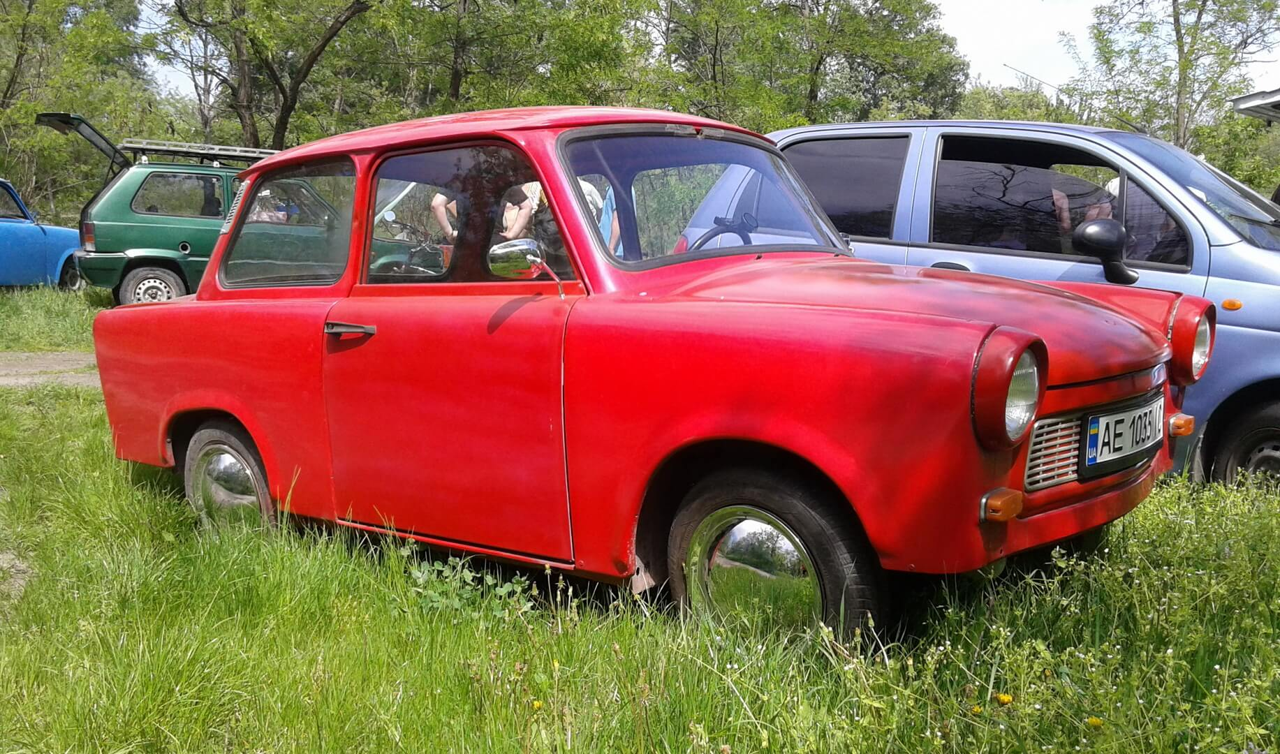Trabant 601 EV