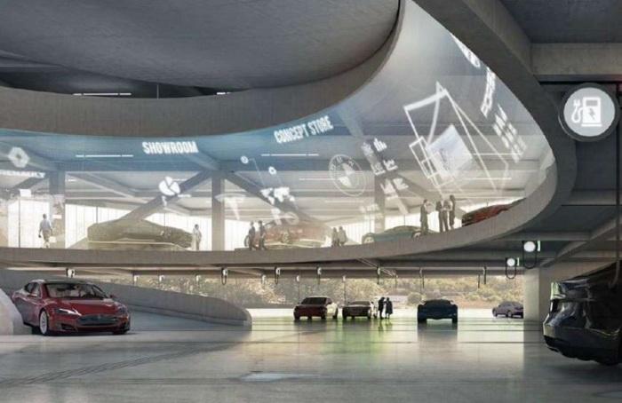 Самый большой в Европе электромобильный хаб построят в Швейцарии