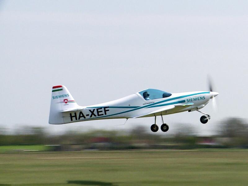 Электрический самолет Magnus eFusion