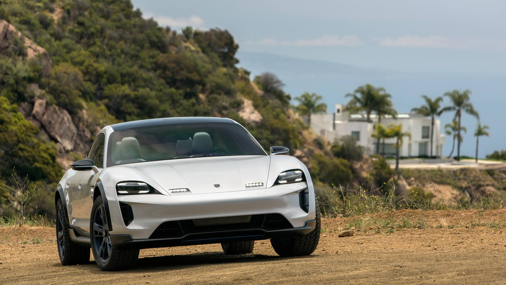 Porsche E Cross Turismo