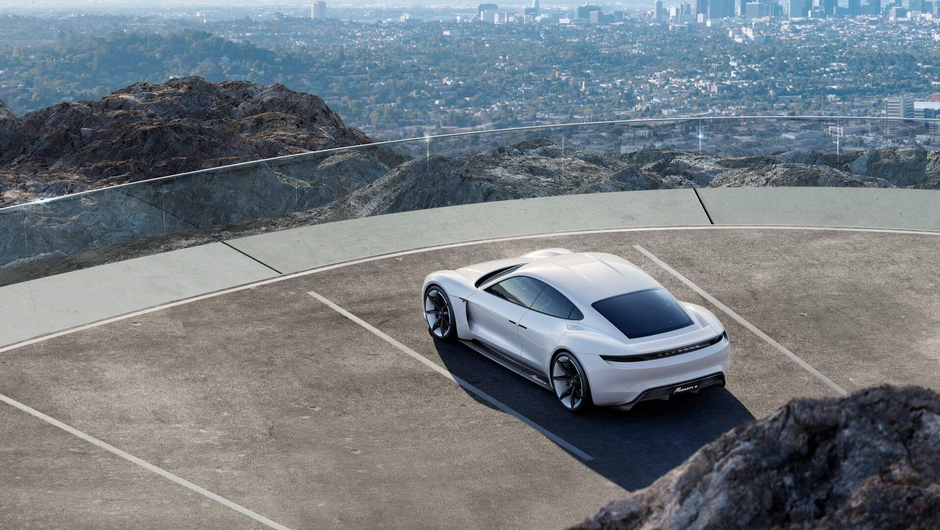 Фотография экоавто Porsche Taycan - фото 21