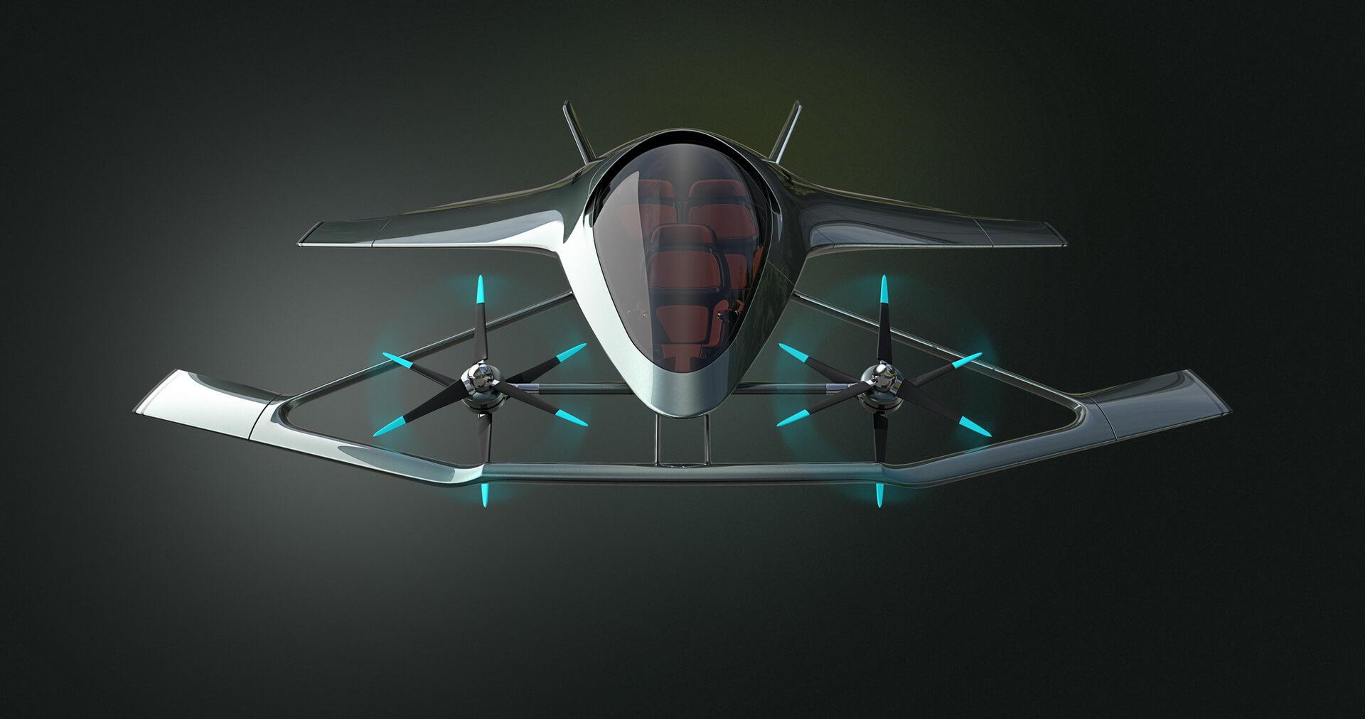 Aston Martin Volante Vision Concept — фото 4