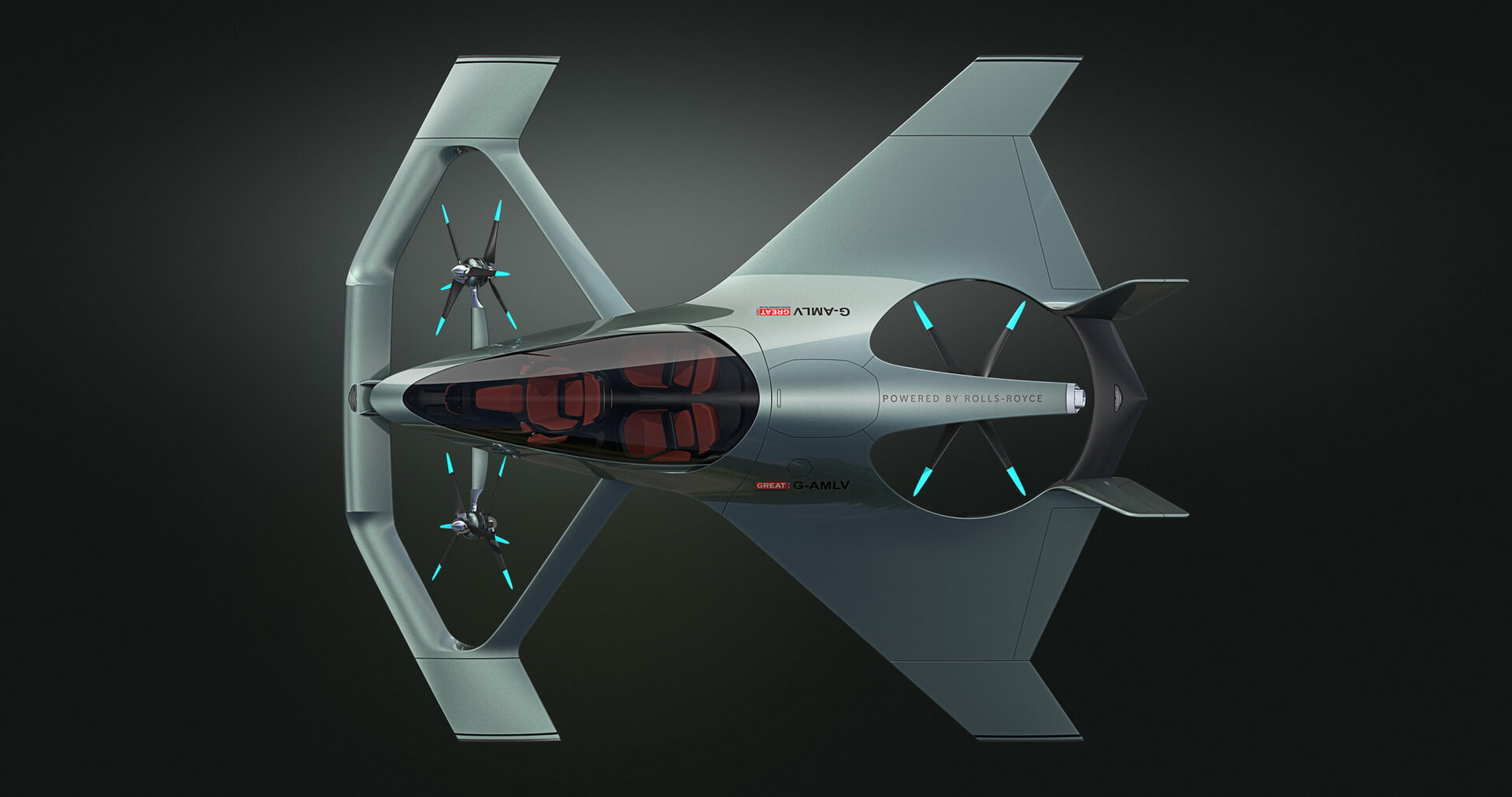 Aston Martin Volante Vision Concept — фото 2