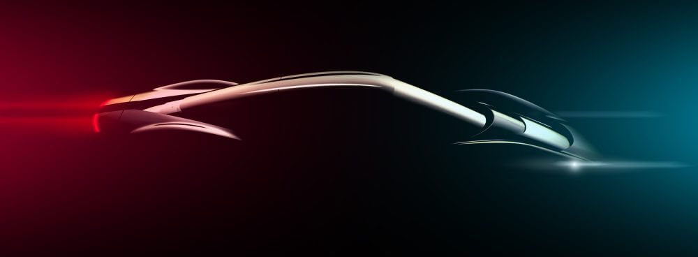 Фото-тизер Pininfarina PF0 Hypercar