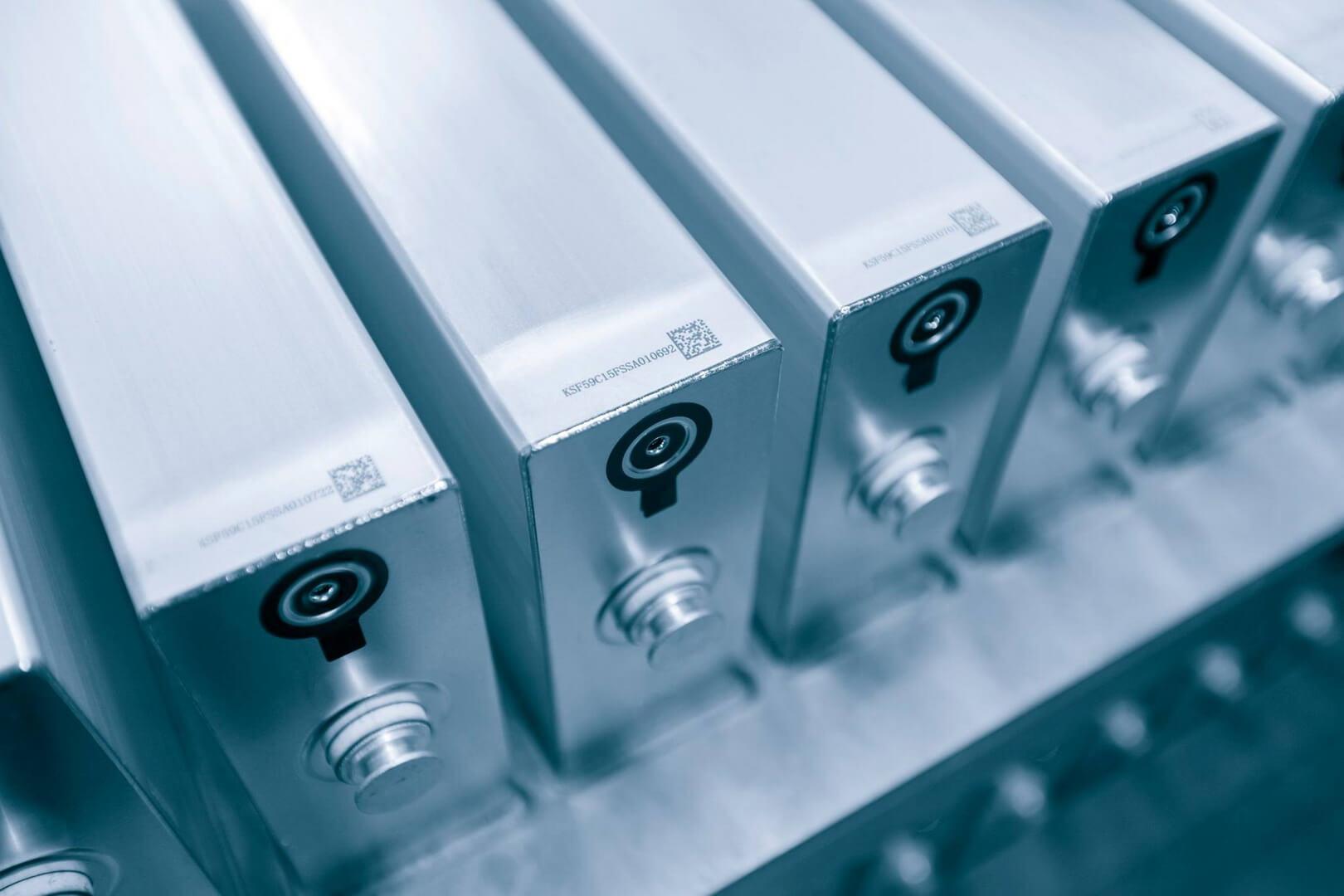 Батареи BYD имеют уникальный идентификационный QR-код