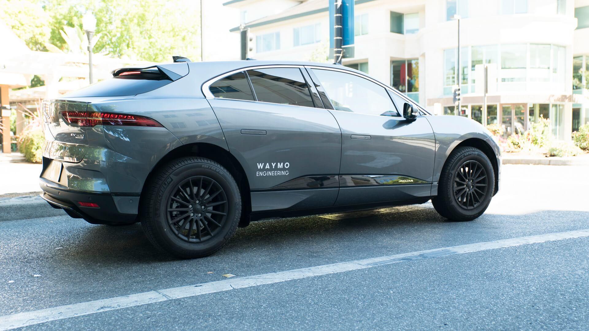 Электрический кроссовер Jaguar I-Pace вСША — фото 2