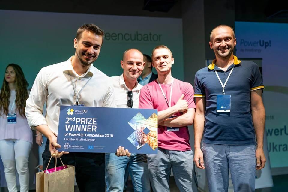OnCharge выиграл конкурс в рамках акселерационной программы от KyivSmartCity