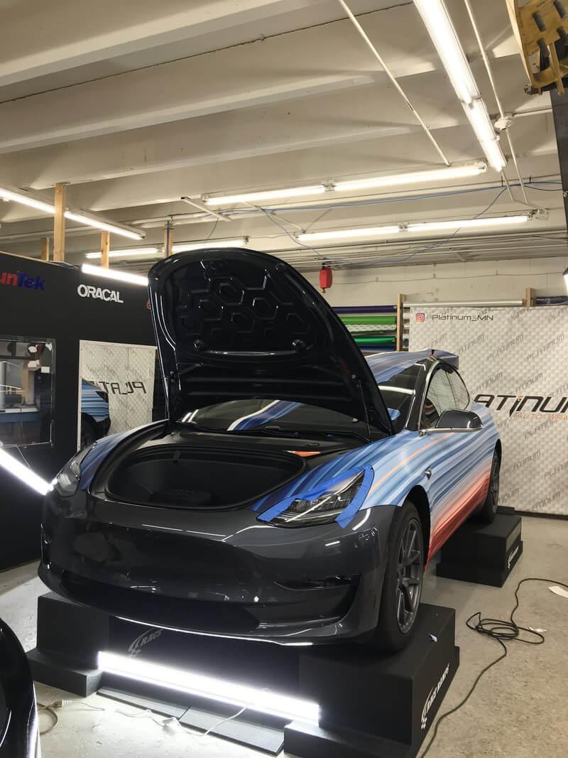 Tesla Model 3символизирует изменения климата