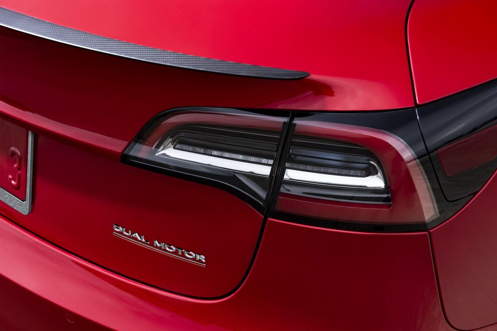 Фотография экоавто Tesla Model 3 Long Range - фото 13