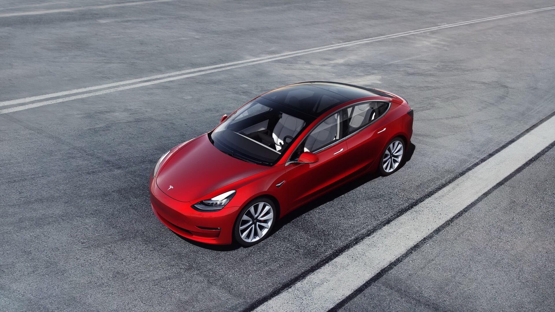 Фотография экоавто Tesla Model 3 Long Range - фото 8