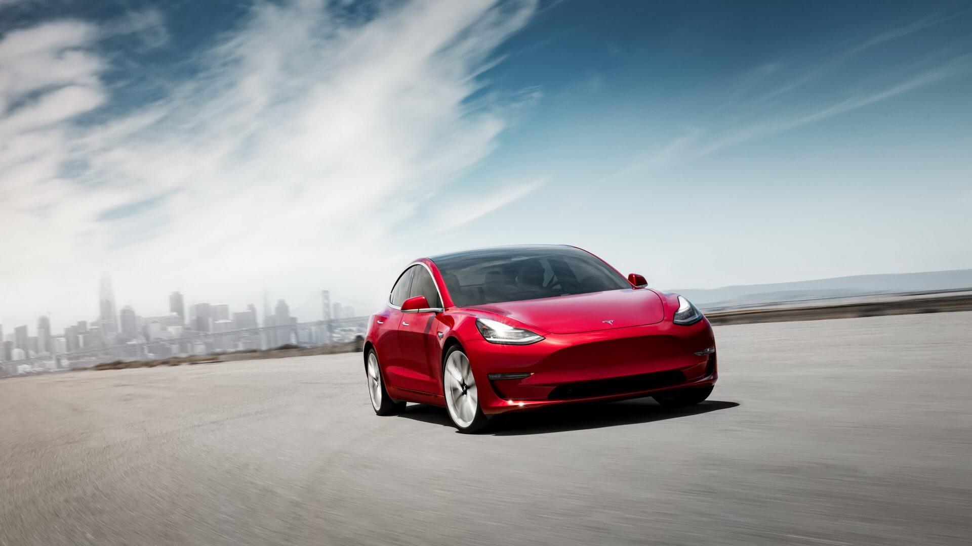 Фотография экоавто Tesla Model 3 Mid Range - фото 7