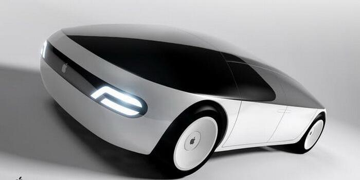 Предполагаемый концепт Apple Car