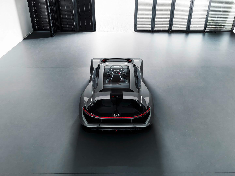 Audi PB18 e-tron — фото 3