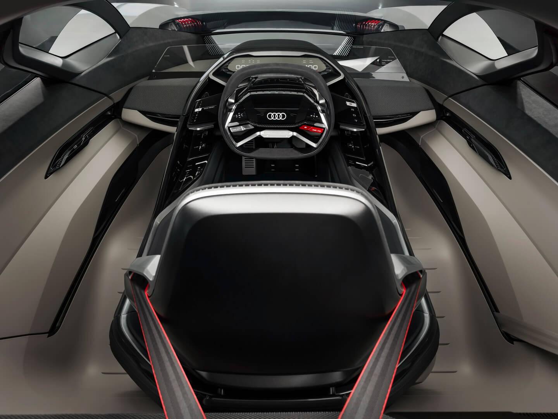 Интерьер Audi PB18 e-tron — фото 4