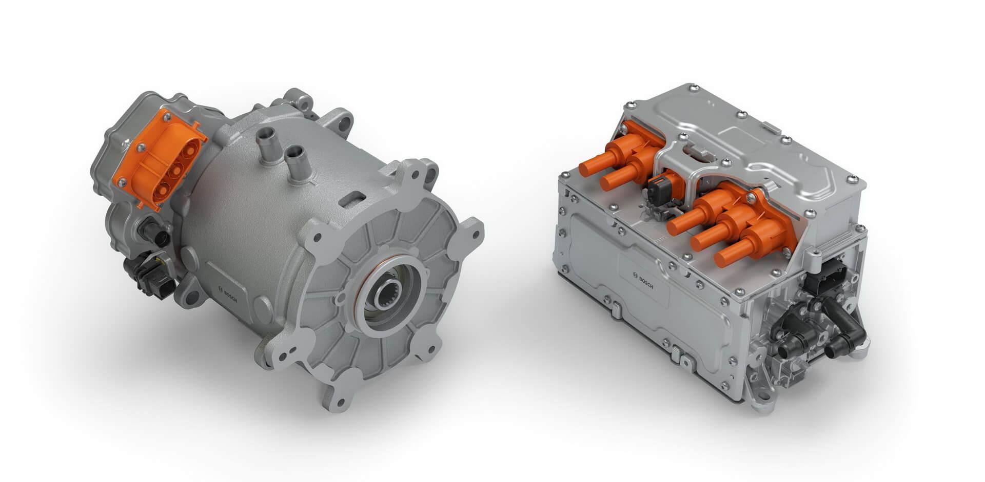 Электродвигатель Bosch