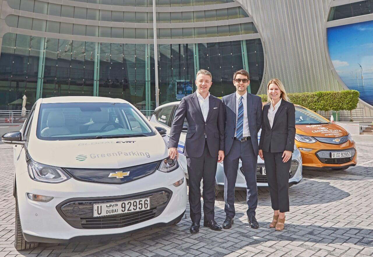 Chevrolet Bolt EV теперь продается в ОАЭ официально