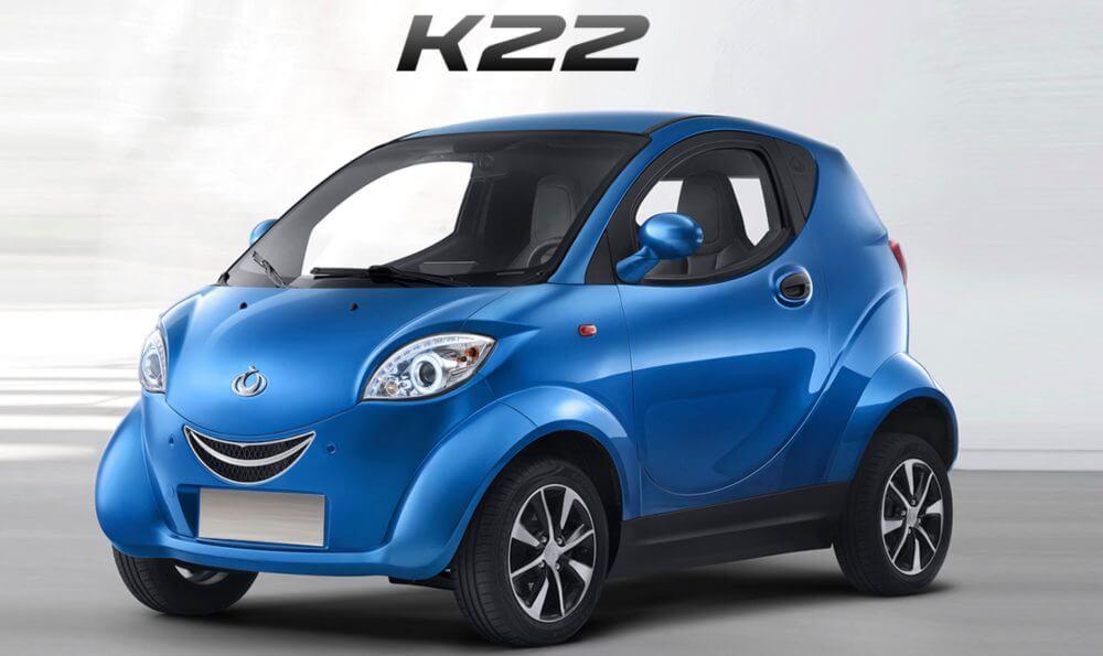 Компактный электромобиль Kandi K22