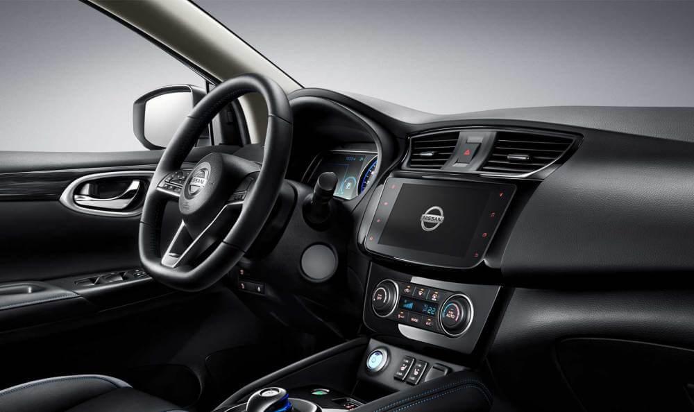 Интерьер Nissan Sylphy Zero Emission — фото 2