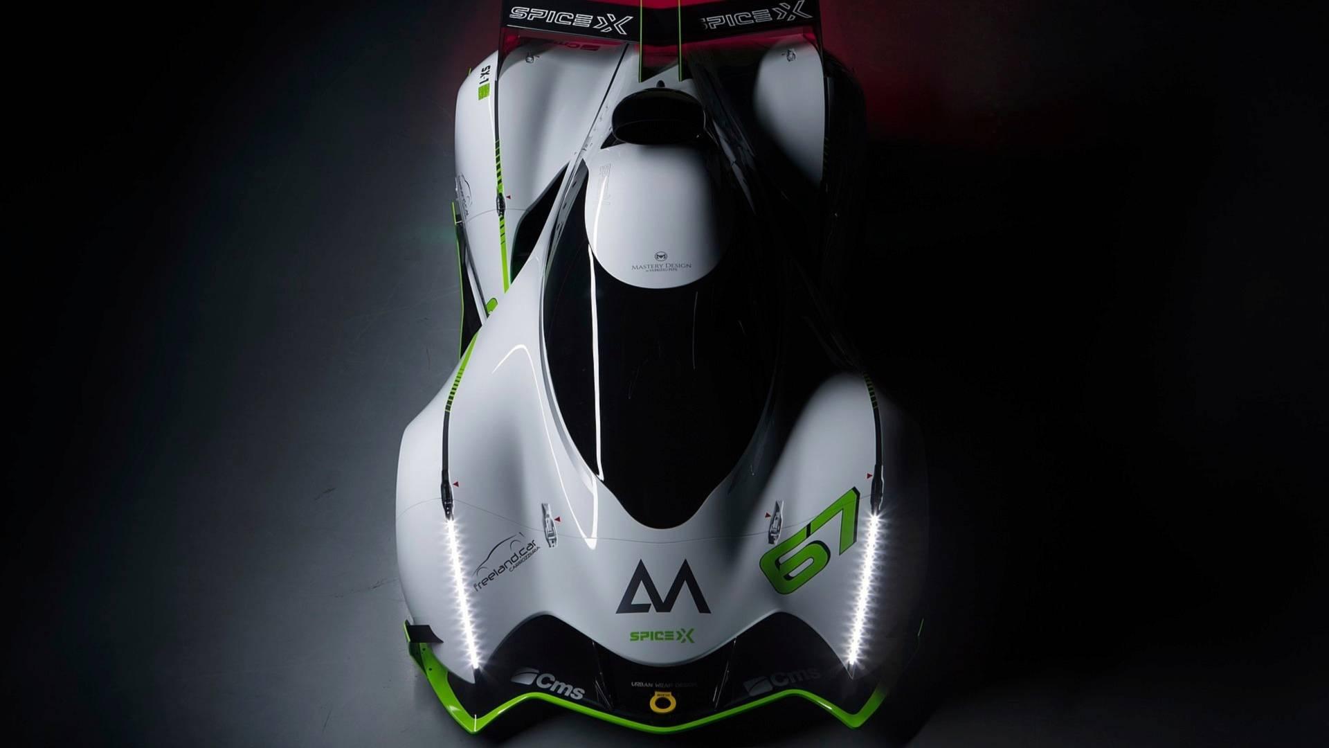 Spice-X SX1— гоночный электрокар «для всех»