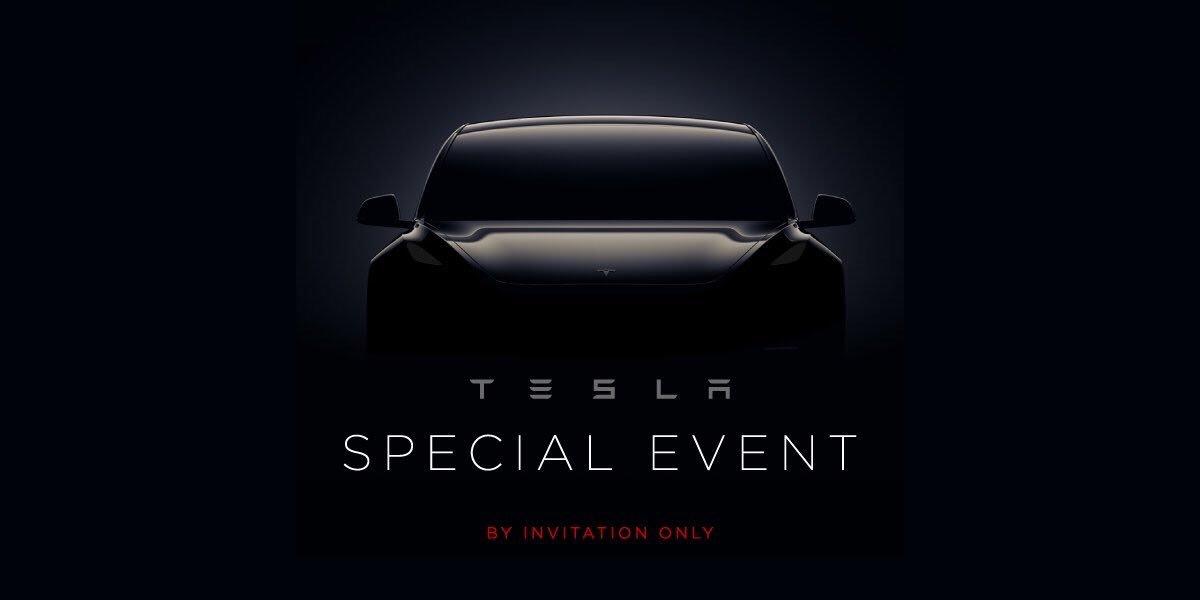 Афиша «Специальное мероприятие Tesla в Гонконге»